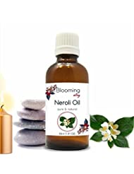 Neroli Oil (Citrus Aurantium) Essential Oil 30 ml or 1.0 Fl Oz by Blooming Alley