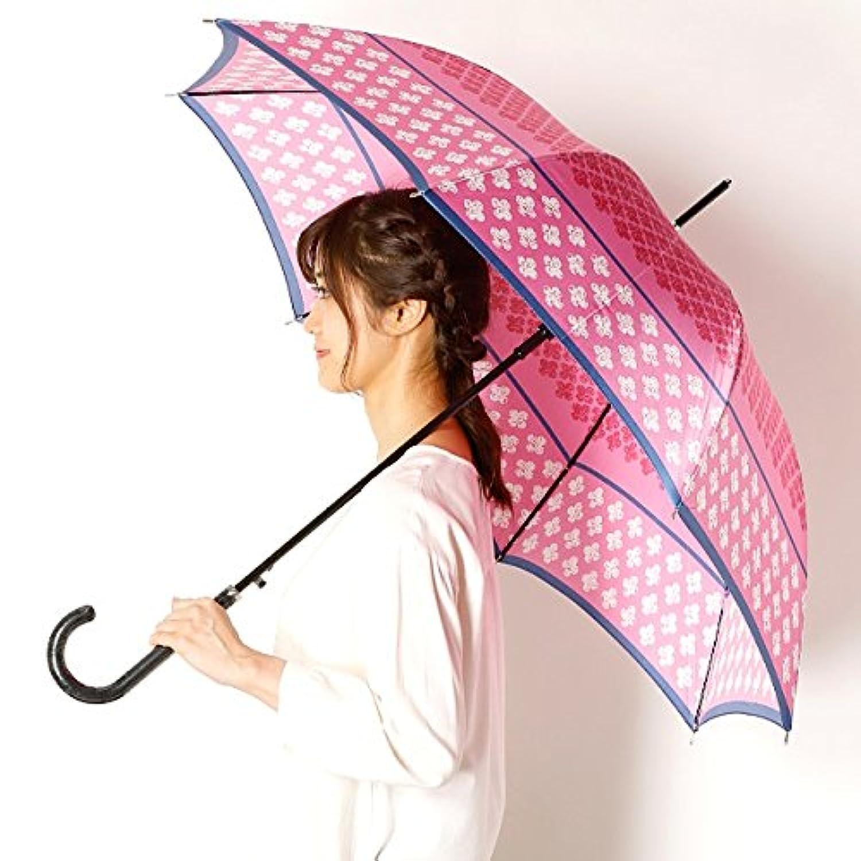 ビバユー(雑貨)(VIVA YOU) 雨傘(長傘/ジャンプ傘)花柄/レース柄(婦人/レディース)