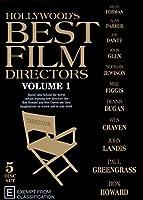 Hollywoods Best Film Directors: Volume 1 DVD【DVD】 [並行輸入品]