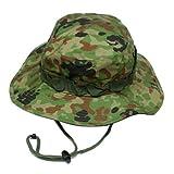 メンズ 帽子 J.M.E. 陸自新迷彩 ブーニーハット アメリカンハット 無線機対応型