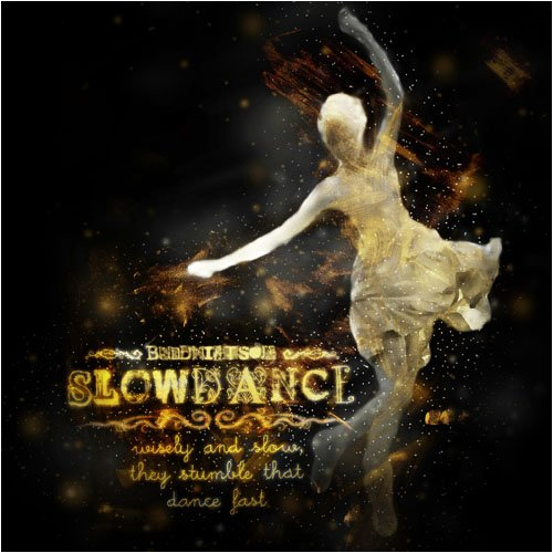 SLOWDANCE-wisely and slow,they stumble that dance fast-の詳細を見る