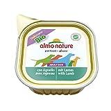 Amazon.co.jpアルモネイチャー (almo nature) DAILY MENU Bio(100%オーガニック) デイリーメニュードッグ オーガニックラム入りのご馳走 100 g