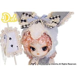 グルーヴ DAL Romantic White rabbit (ロマンティック ホワイトラビット)