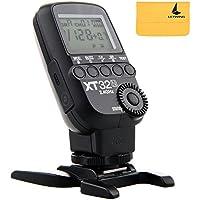 Godox XT32-N 2.4G ワイヤレス パワーコントロール フラッシュ トリガー、高速 シンク1 / 8000s、32 チャンネル16グループ Nikonカメラ専用