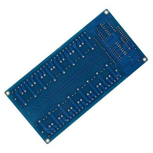 『サインスマート(SainSmart) 16チャンネル 12V リレーモジュール for Arduino DSP AVR PIC ARM』の3枚目の画像