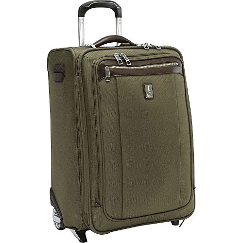 (トラベルプロ) Travelpro メンズ バッグ キャリーバッグ Platinum Magna 2 Expandable Rollaboard Luggage - 22' 並行輸入品