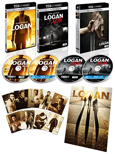 LOGAN/ローガン<4K ULTRA HD+2Dブルーレイ>[Ultra HD Blu-ray]