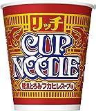 カップヌードル リッチ 贅沢とろみフカヒレスープ味×12個