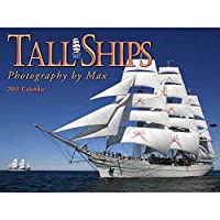 2019 Tide-Mark Boats Calendar (Tall Ships) [並行輸入品]