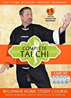 Complete Yang Style Tai Chi Home Study Course (4 DVDs + Training Manual) by Jon Hodge