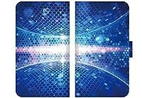 Docomo ARROWS アロウズ Be F-05J 専用 手帳 型 デザイン ケース カバー ベルト カメラ穴 あり ベージュ 完全受注生産 ゴージャス ディスコライト 21 NM2BG-M-AF05J-GSLT21