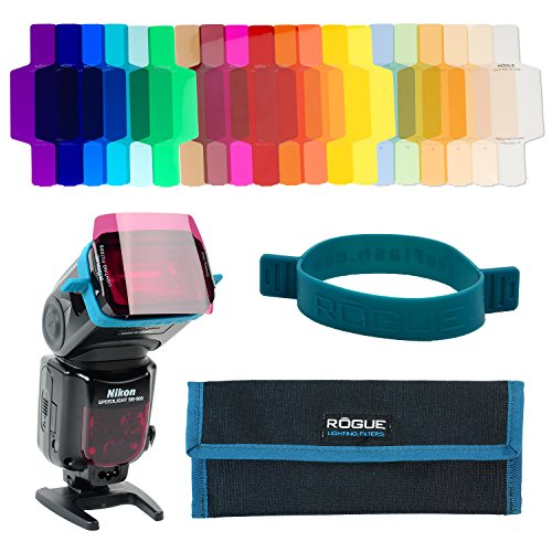 Rogue Gels - Universal Lighting Filter Kit