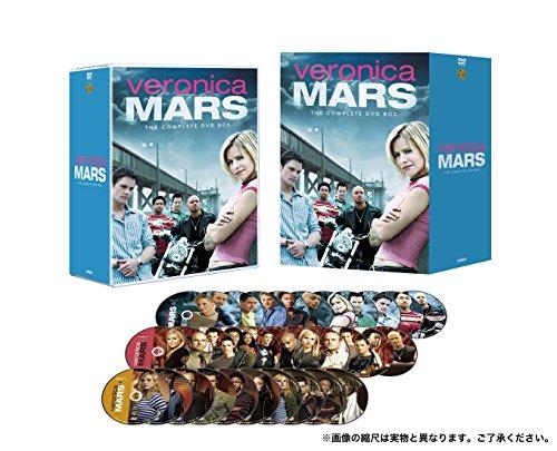【Amazon.co.jp先行販売】ヴェロニカ・マーズ <シーズン1-3> DVD全巻セット(33枚組)の詳細を見る