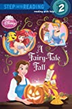 A Fairy-Tale Fall (Step Into Reading, Step 2)