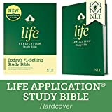 NLT Life Application Study Bible: New Living Translation