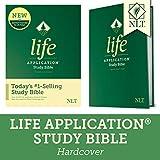 NLT Life Application Study Bible: New Living Translation