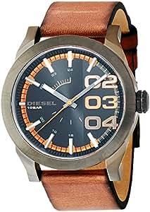[ディーゼル] 腕時計 DZ168000QQQ 正規輸入品 ブラウン