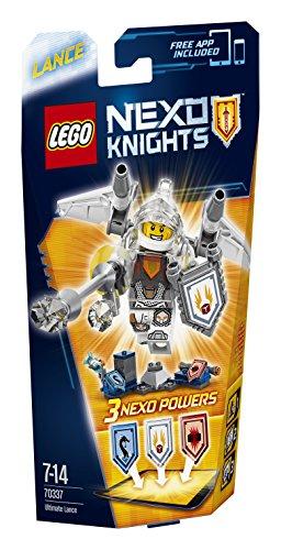 レゴ (LEGO) ネックスナイツ シールドセット ランス 70337