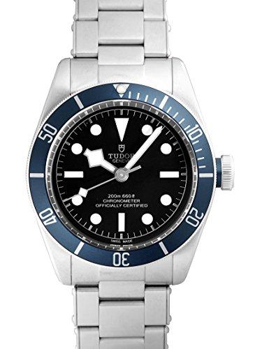 チュードル メンズ腕時計 ヘリテージ ブラックベイ 79230B