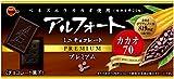 ブルボン アルフォートミニチョコレートプレミアムカカオ70 49g×10袋