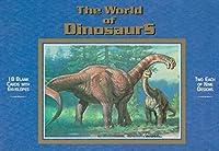 The World恐竜のブランクカード封筒付き