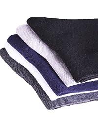DCMA 衣類 靴下 ビジネス ソックス 薄綿 消臭 ベーシック オールシーズン 5足セット 色お楽しみ