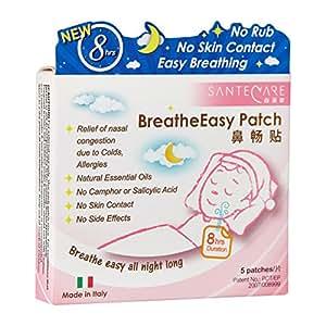 イタリア発 Breathe Easy Patch ブーストイージーパッチ5枚入り 海外直送品・並行輸入品