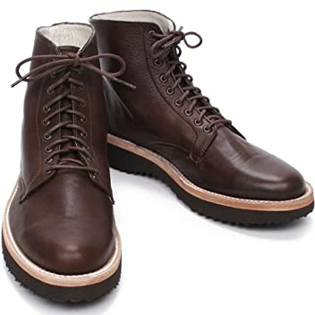 9 Hole Boot: Brown