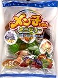 アキヤマ メン子ちゃんミニゼリー 16g×20個×15袋