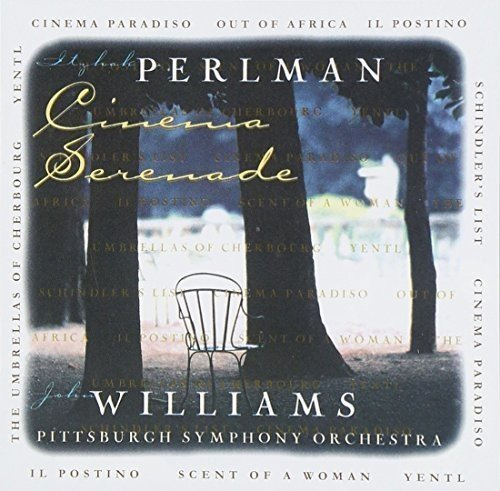 Cinema Serenade (SACD) (限量編號版) ~ Itzhak Perlman
