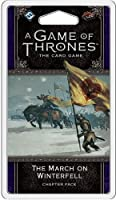 Fantasy Flight Games A Game of Thrones LCG: The March on Winterfell [並行輸入品]