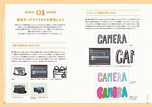 Photoshop & Illustratorでつくる手描き感デザイン