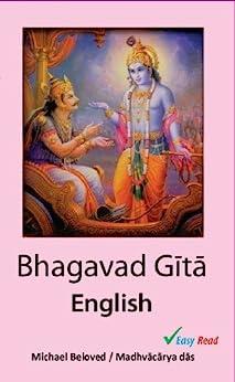Bhagavad Gita English by [Beloved, Michael]