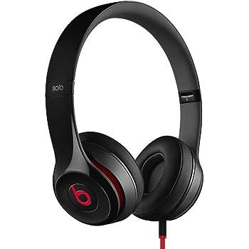 【国内正規品】Beats by Dr.Dre Solo2 密閉型オンイヤーヘッドホン ブラック MH8W2PA/A