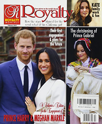 Royalty Monthly [US] February 2018 (単号)