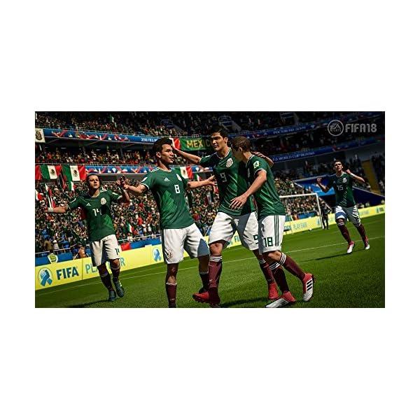 FIFA 18 【予約特典】• 5試合FUTレ...の紹介画像7