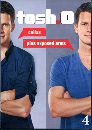 Tosh.0: Collas Plus Exposed Arms [DVD] [Import]