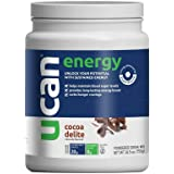 UCAN Energy Powder with SuperStarch (Cocoa Delite) - 30 Servings