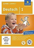 Alfons Lernwelt Lernsoftware Deutsch 1. DVD-ROM