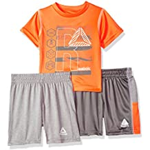 Reebok Baby-Boys T-Shirt and Short Set Shorts Set