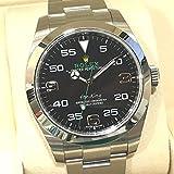 (ロレックス)ROLEX 116900 エアキング オイスターパーペチュアル オートマチック腕時計 腕時計 SS メンズ 未使用 中古