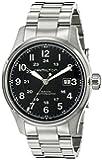 HAMILTON(ハミルトン)腕時計 KHAKI FIELD AUTOMATIC44MM ブレス H70625133 メンズ[正規輸入品]