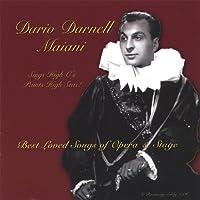 Best Loved Songs of Opera & Stage