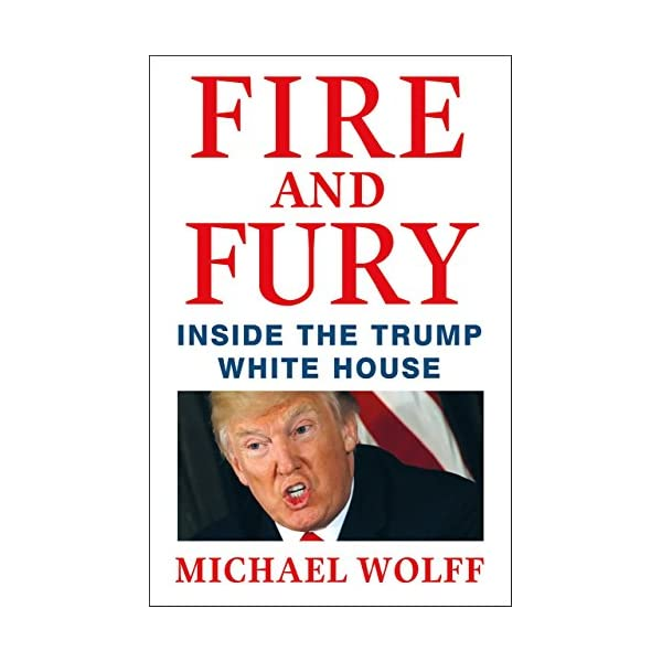 Fire and Fury: Inside th...の商品画像
