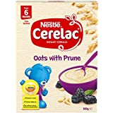 Nestlé CERELAC Oats with Prune Infant Cereal Bag in Box 200g