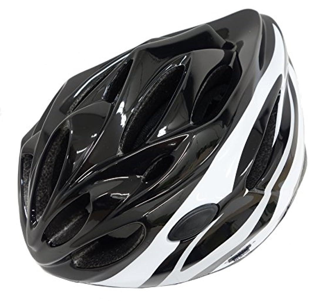 軍団彼女は光景Palmy Sports(パルミースポーツ) バイシクルヘルメット PS-MV28 58-61cm ブラック
