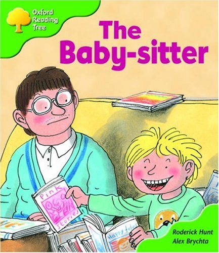 Oxford Reading Tree: Stage 2: More Storybooks A: the Baby-sitterの詳細を見る