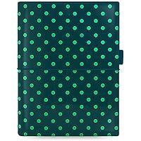 ファイロファックス ドミノ パテント Domino Patent エナメル A5 PineSpots システム手帳 022518 filofax