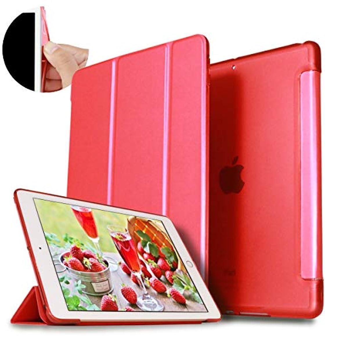 帰るハイキングに行くサイクルAQUA/アクア iPad ケース Pro 9.7-inch(A1673/A1674/A1675)専用 ソフトTPUサイドエッジタイプ スマートカバー ケース 三つ折り保護カバー クリアケース 自立スタンド?オートスリープ機能 軽量?極薄タイプ 角割れにくく長持ち (iPad Pro 9.7-inch)