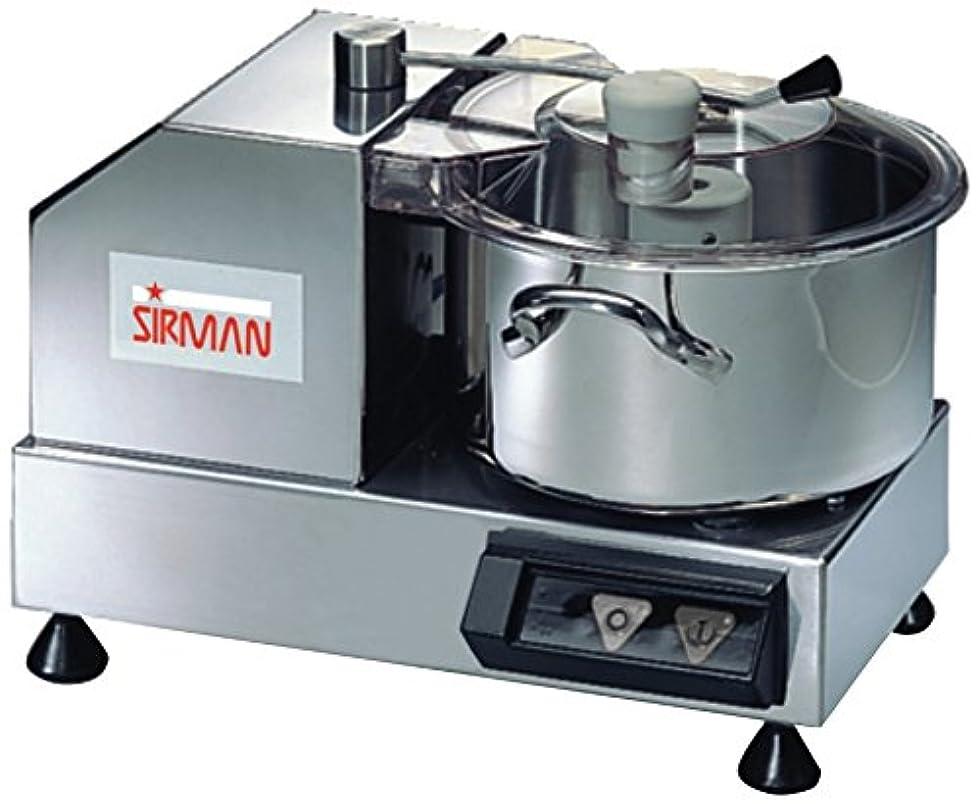 非難する競争先例Sirman C4 Commercial Stainless Steel Food Processor, 3.3 Litre, 350 Watt